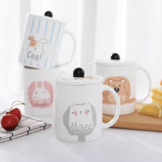 Süßes Tassen-Set, süße Tasse Kawaii Shop Deutschland