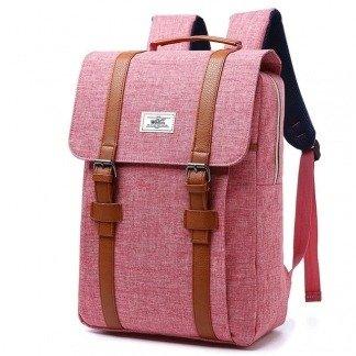 schöner Uni Rucksack, Korean Style, Pink