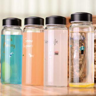 Flaschen set, süße Geschenke, niedliche Trinkflaschen