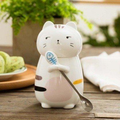 süße Tassen, Grumpy Cat, Grumpy Katze, Katzenbesitzer