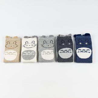 süße Socken mit Ohren Japanischer und Koreanischer Stil, Sockenbox, Geschenkidee, mein Nachbar Totoro