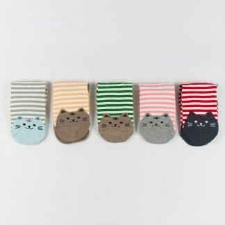 süße Socken, Japanischer und Koreanischer Stil, Sockenbox, Geschenkidee, Katzensocken, Kawaii Shop