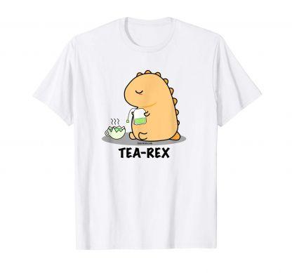 Wulli der süße Dino, Tea Rex, TRex T-Shirt, Kawaii Shop Deutschland