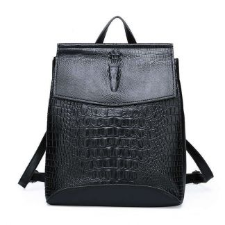 "Rucksack ""Elegant Black Dragon"" Backpack Kawaii Shop Germany"