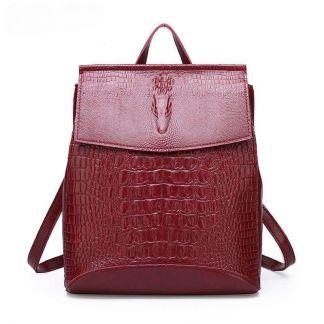"Rucksack ""Elegant Red Dragon"" Backpack Kawaii Shop Germany"