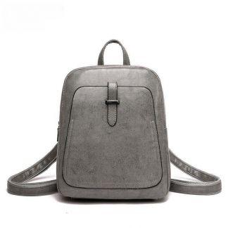 "Rucksack ""Plain Flex"" Backpack Kawaii Shop Grey"