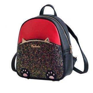 "Rucksack ""Glamour Cat"" Backpack Kawaii Shop"