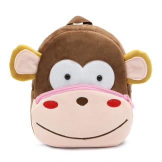 """MM-TRK-1010 Kinder Rucksack """"Shy Monkey"""" Affe Kawaii Shop Deutschland Rucksack"""