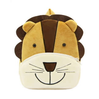 "Kinder Rucksack ""Friendly Lion"" Backpack Löwe Kawaii Shop Deutschland"