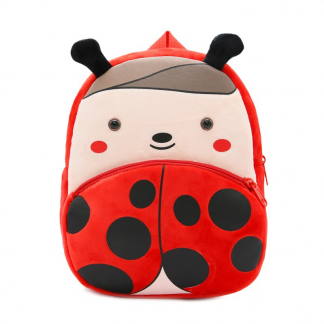 "Kinder Rucksack ""Adventurous Ladybird"" Sweet Backpack for kids Kawaii Shop Deutschland Marienkäfer"