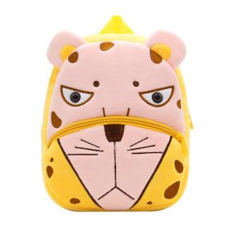 "Kinder Rucksack ""Grumpy Leopard"" Kawaii Shop Deutschland Cute Backpack for Children"