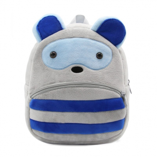 "Kinder Rucksack ""Innocent Raccon"" Waschbär Kawaii Shop Deutschland Cute backpack for Children"