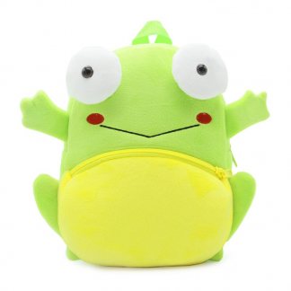 "Kinder Rucksack ""Jumpy Frog"" Kawaii Shop Deutschland Frosch Sweet Backpack for Children"