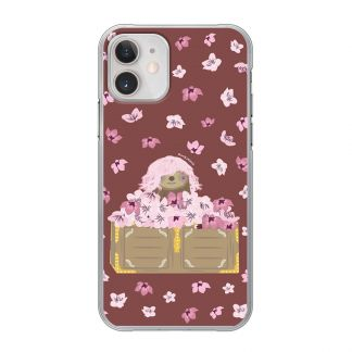 "Handyhülle ""Süßes Faultier mit Kirschblüten/ Sakura"" für Modell iPhone"