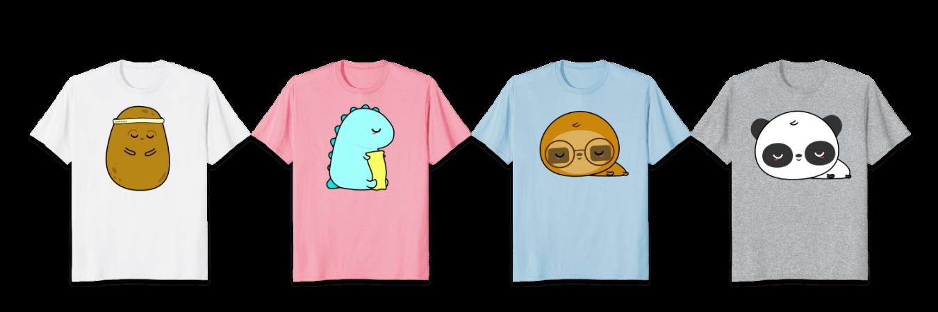 Kawaii Shirt Homepage US